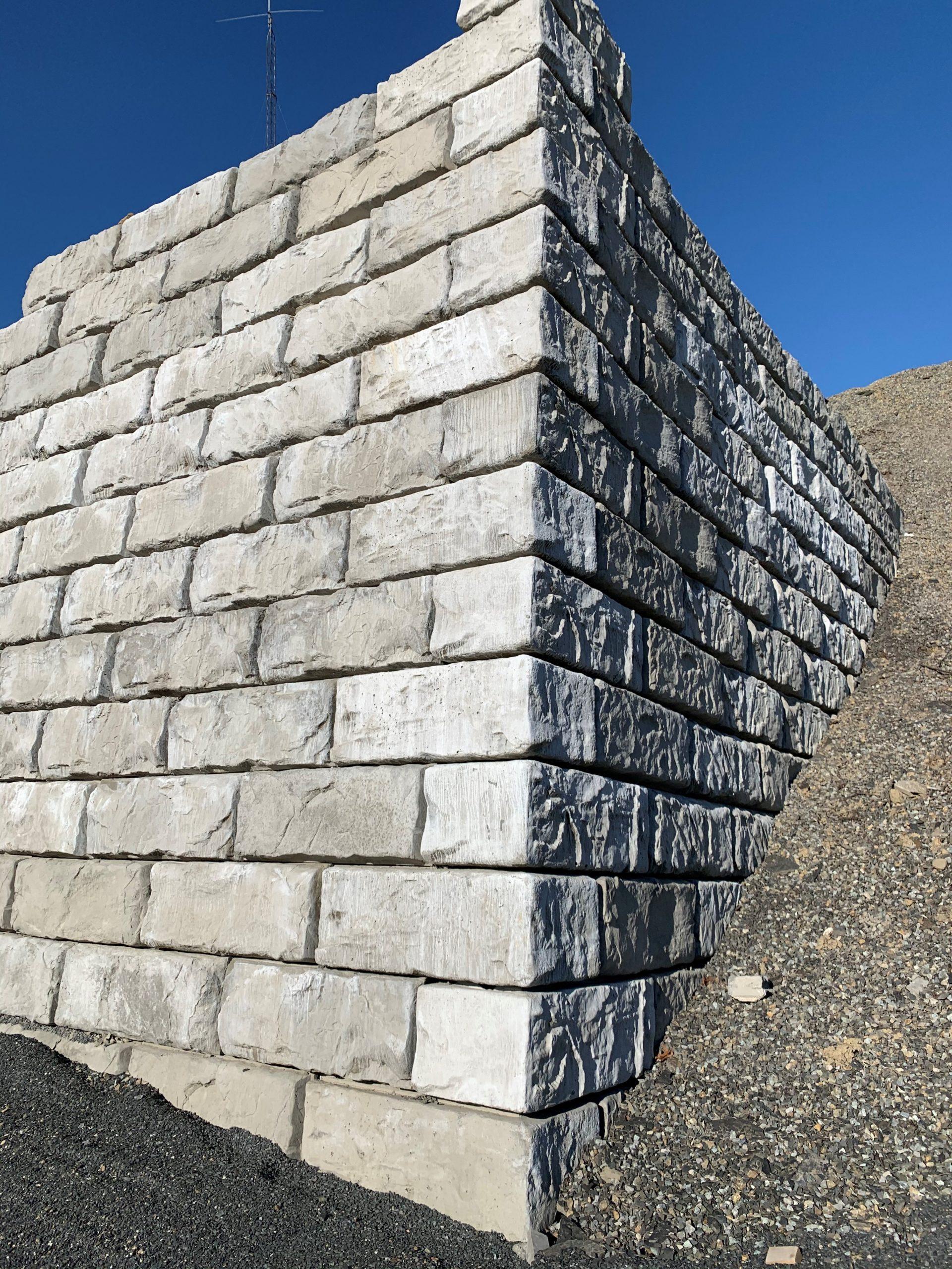 Quarry Wall 3