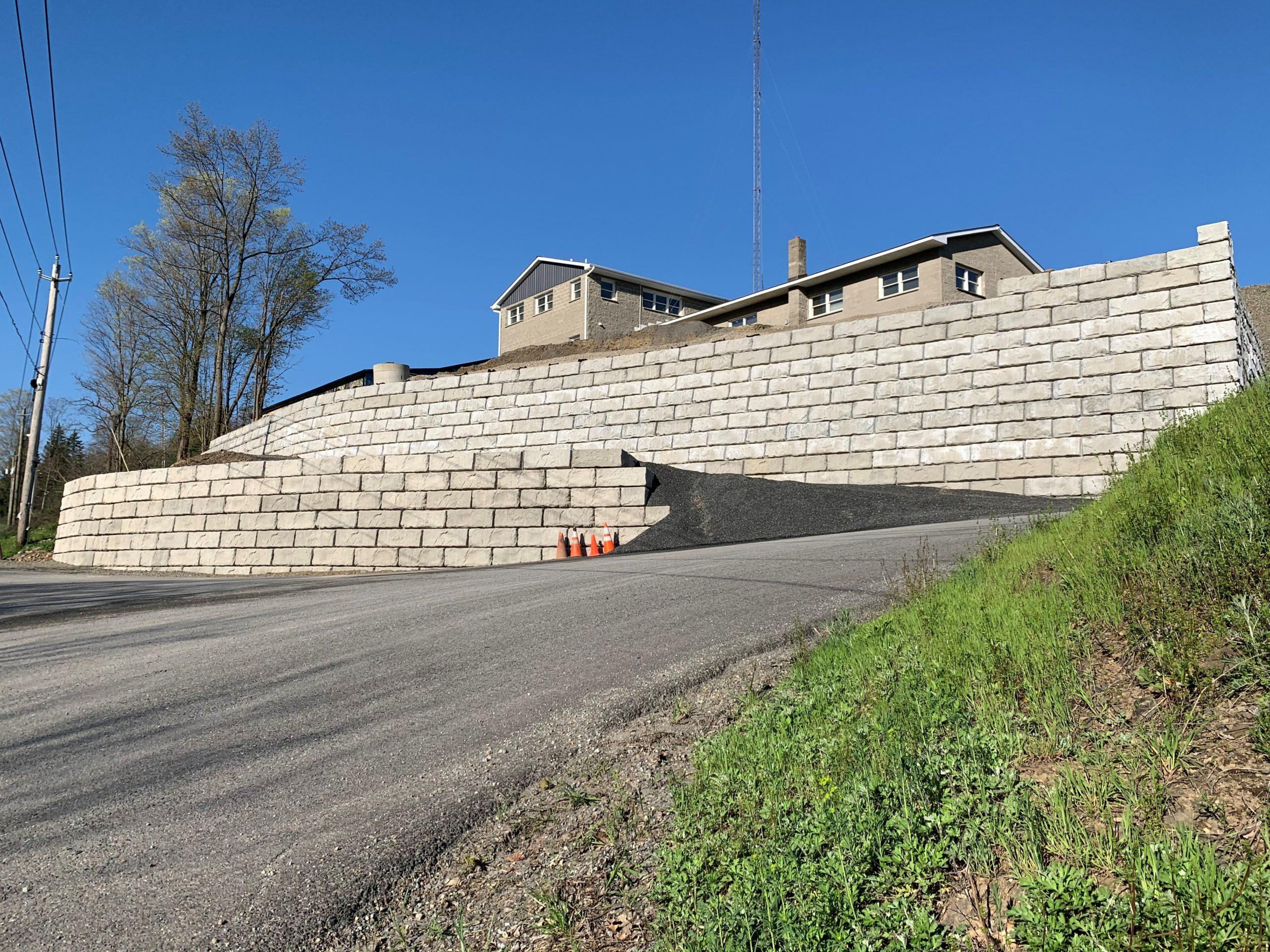 Quarry Wall 6
