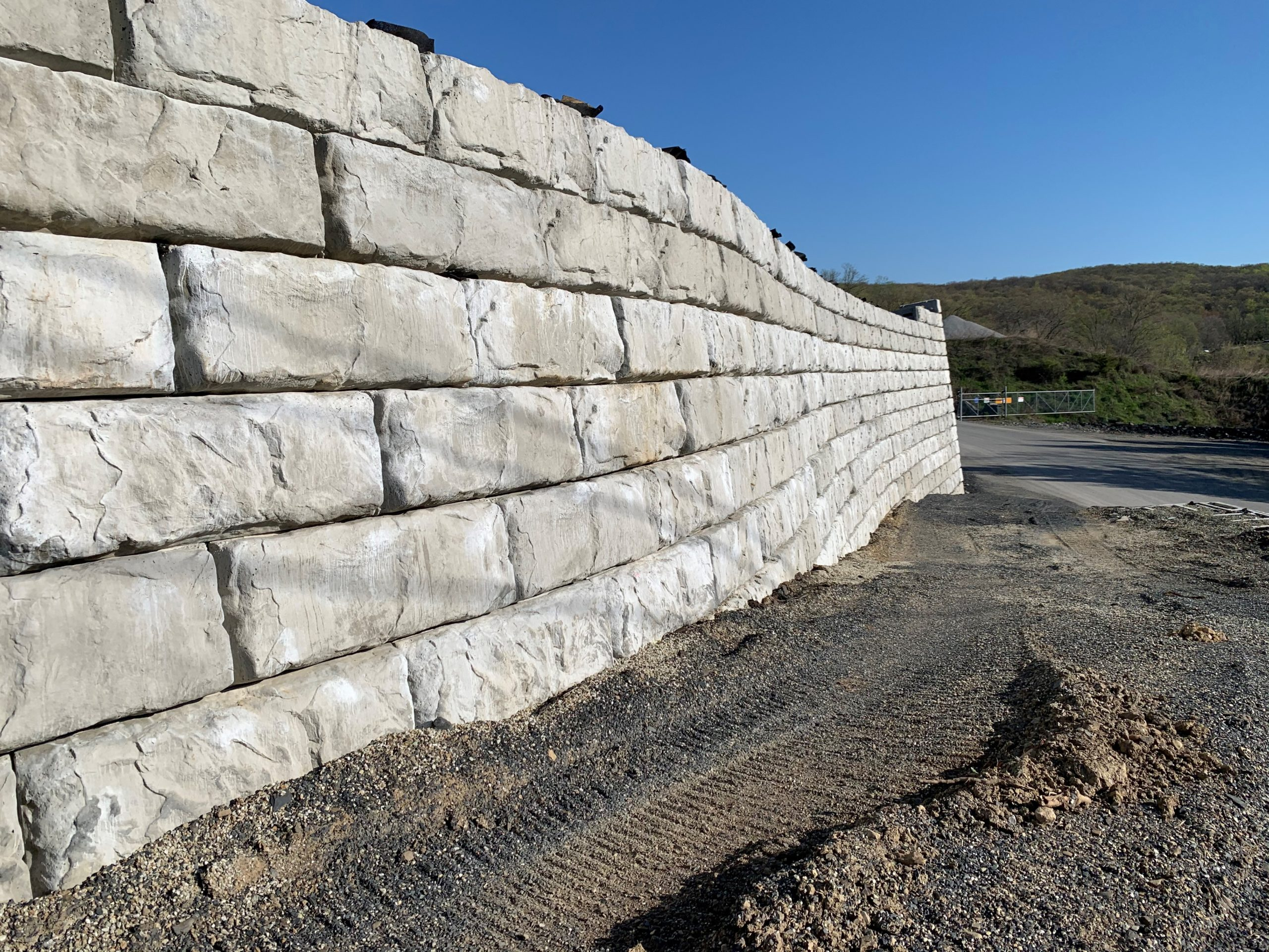 Quarry Wall 8