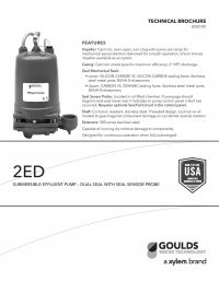 Goulds Pump 2ED