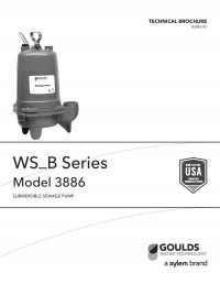 Goulds Pump 3886