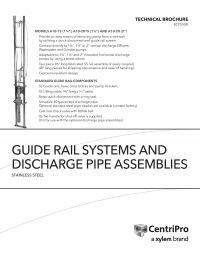 Goulds Slide Rail Assembly