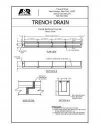 Trench Drain image